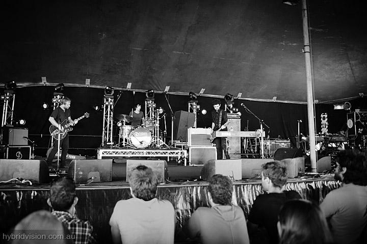 The Blackwater Fever @ Byron Bay Bluesfest Sat 23rd April 2011
