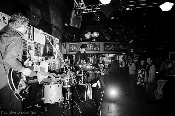 The Blackwater Fever - Ric\'s Bar April 2011