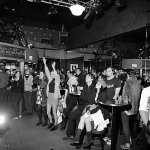 The Blackwater Fever - Ric\'s Bar April 2011